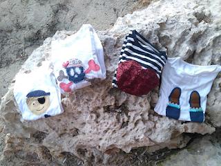 camietas handmade