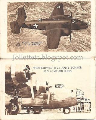 Souvenir photos belonging to Ray Rucker 1920s https://jollettetc.blogspot.com