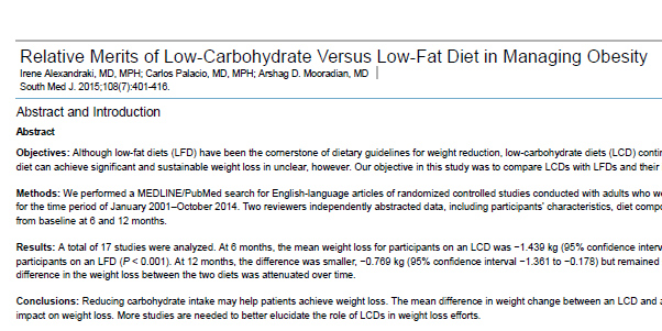 dieta de perdida de grasa