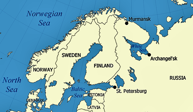 the importance of the white sea and barents sea to russias merchant fleet Of hydrographic service of the russian federation requirement of merchant and fishing fleets and vessels of other ministries barents sea (murmansk), white sea.