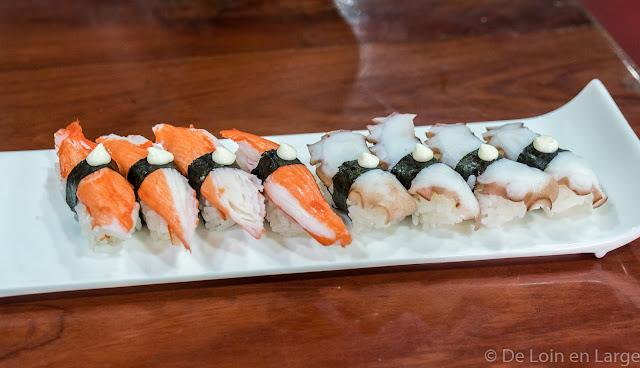 Oishii Sushi-Yangon-Myanmar-Birmanie