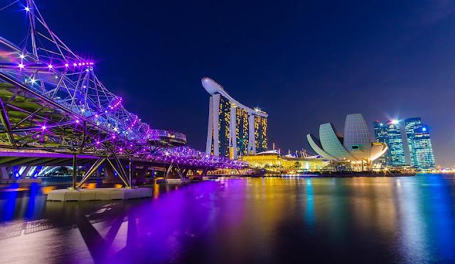Marina Bay Visit Singapore Pengalaman Seru Jalan-Jalan Ke Singapura