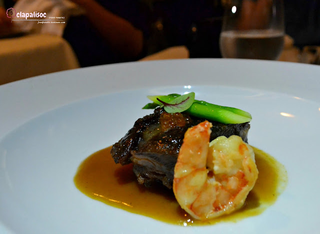 Surf and Turf from FOO'D Manila