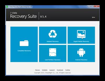7-Data Recovery Suite v3.7 Enterprise Portable. 7-Data Recovery Suite Portable es un programa completo para recuperar y rescatar archivos en cualquier condición, ya sea que hayan sido borrados accidentalmente o que el disco duro o la tarjeta de memoria...