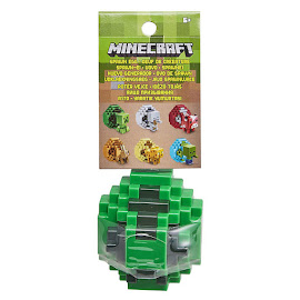 Minecraft Spawn Egg Creeper Mini Figure