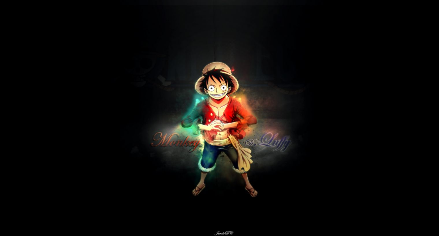 Luffy One Piece Hd Wallpapers Wallpapers Link