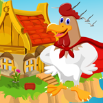 Games4King Super Hen Resc…