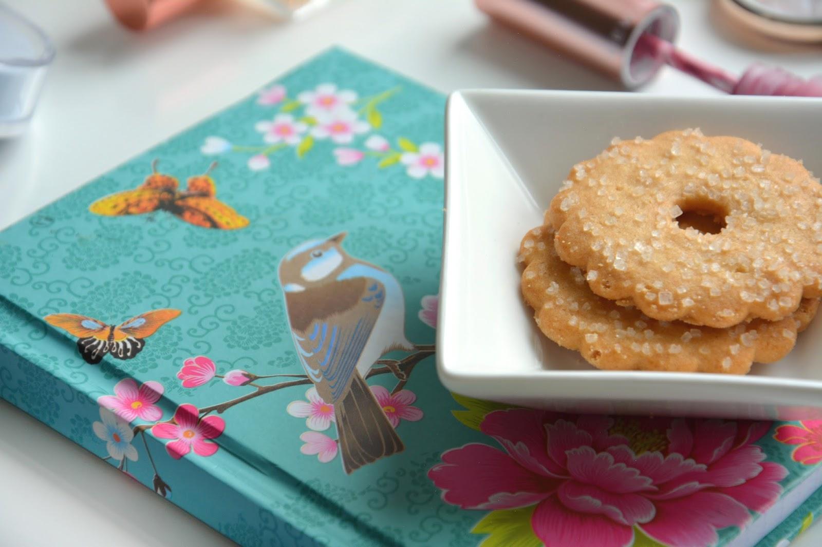 Notebook; Cookies; Ikea Decoration