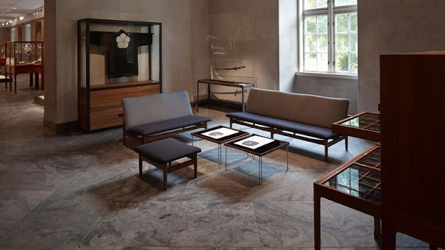 Japanese Model furniture by Finn Juhl at Learning from Japan, image by Pernille Klemp