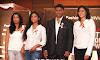 Rajashree Ponappa, Usha Jadhav, Elvis Joseph and Reeth Abraham