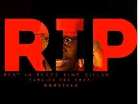 RIP Godzillah (Kingzillah)