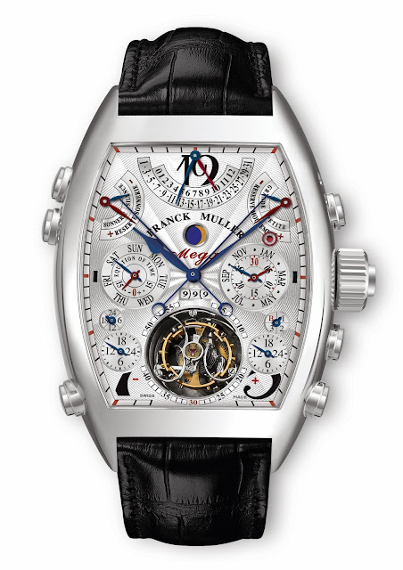 Franck Muller The Aeternitas Mega 4  Luxury Watch