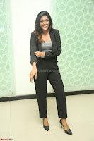 Actress Eesha Looks gorgeous in Blazer and T Shirt at Ami Tumi success meet ~  Exclusive 090.JPG