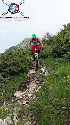 Mountainbike Sport Kroatien