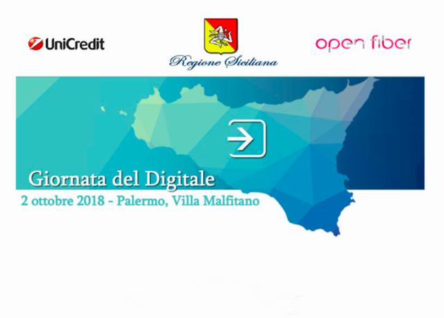 Digital day, al via l'Agenda Digitale della Regione Siciliana