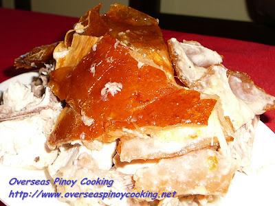 CNT Lechon Cebu Crisp Skin