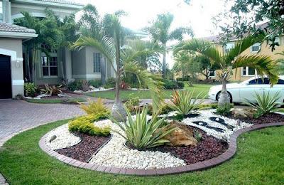 Taman Minimalis Impian, Hadirkan Kesejukan di Rumah