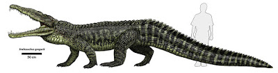 prehistoric crocodylian
