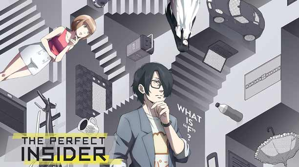 Anime Mystery Terbaik - Subete ga F ni Naru: The Perfect Insider