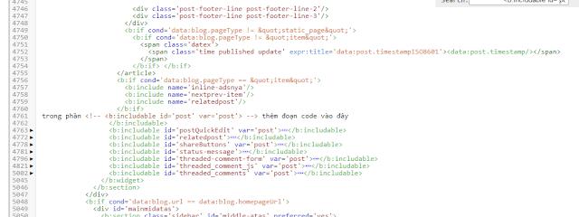Trang Static Page không hiển thị nội dung.