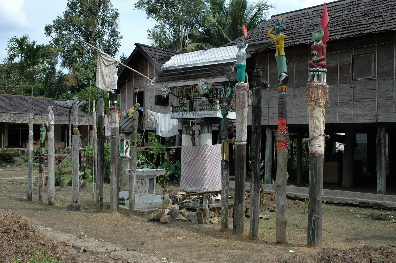 palangkaraya impressions the tiwah season