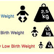 Low birth weight and its causes