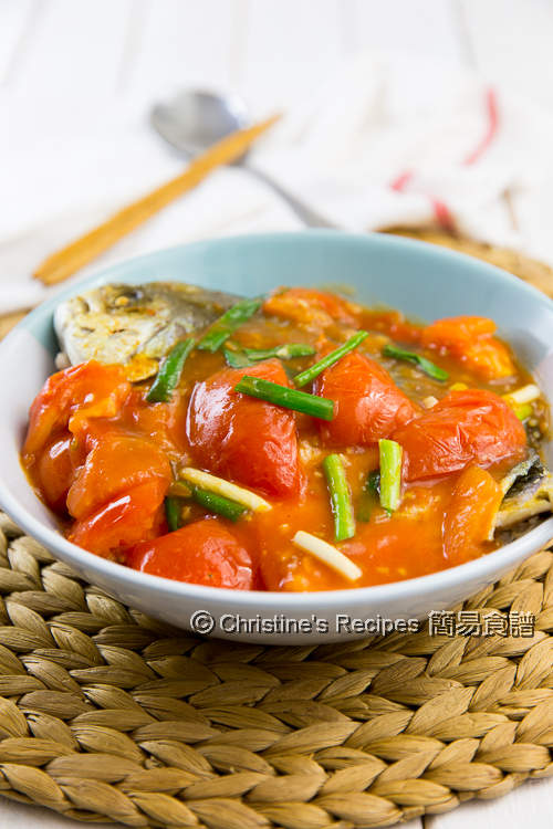 Golden Pomfret in Spicy Tomato Sauce02