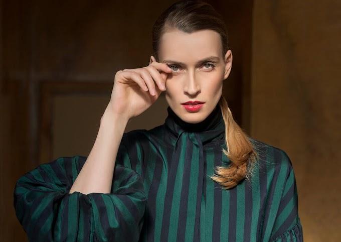 Carola Insolera, mucho más que una modelo sorda