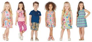 Lojistas de moda infantil do Brás
