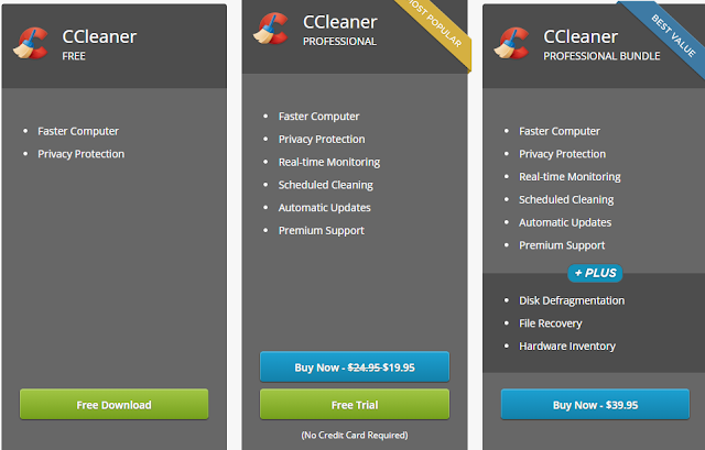 ccleaner profesional