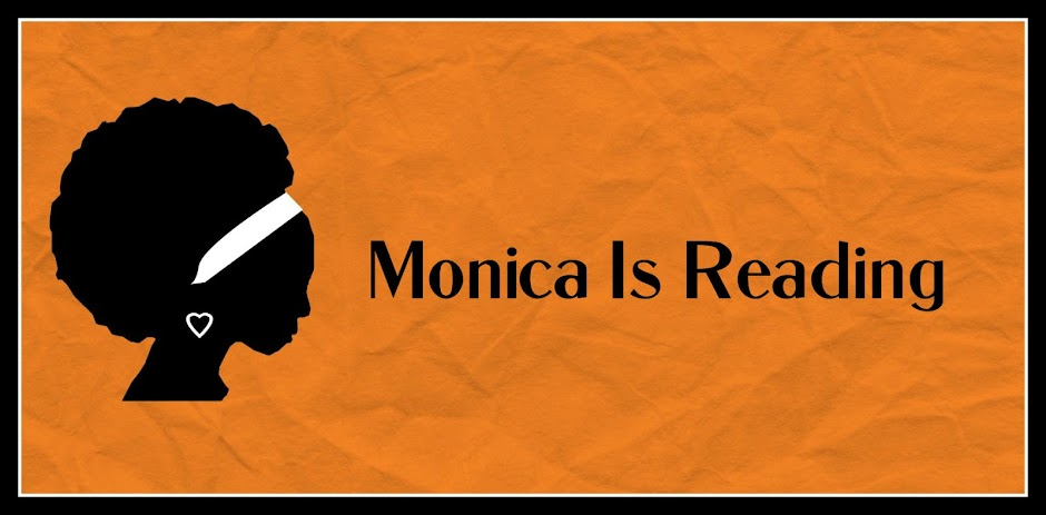 Monica Is Reading