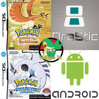 Pokefanleo Pok Retrogames: [EN CREACION] Descargar Juegos de Pokemon ...