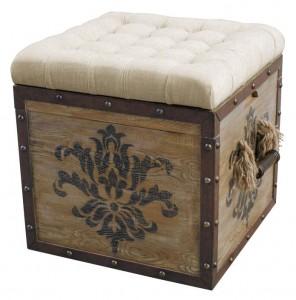 Furniture Ottoman 1