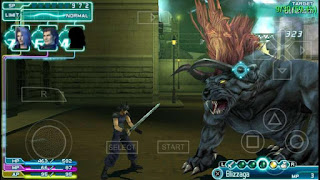 Crisis Core: Final Fantasy VII ISO for Android