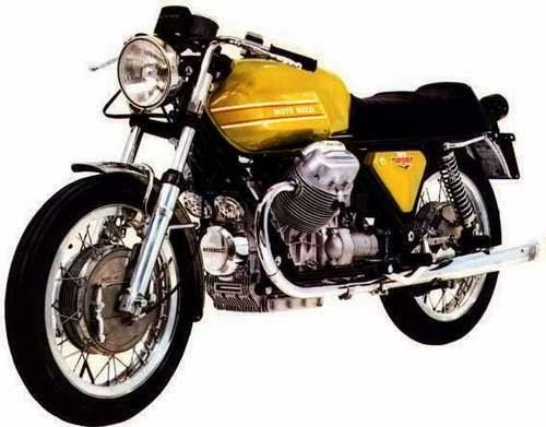 1972 Cb750 Wiring Diagram Starter Motor Motorcycle Moto Guzzi V7 | Collectibles Coach