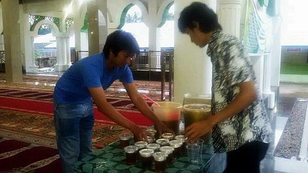 Masjid Jihad Kabun Pauhkambar Sediakan Buka Puasa Gratis Selama Ramadhan
