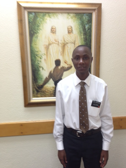 Pioneer Day Story for Africa - The Covenant Path from Rwanda