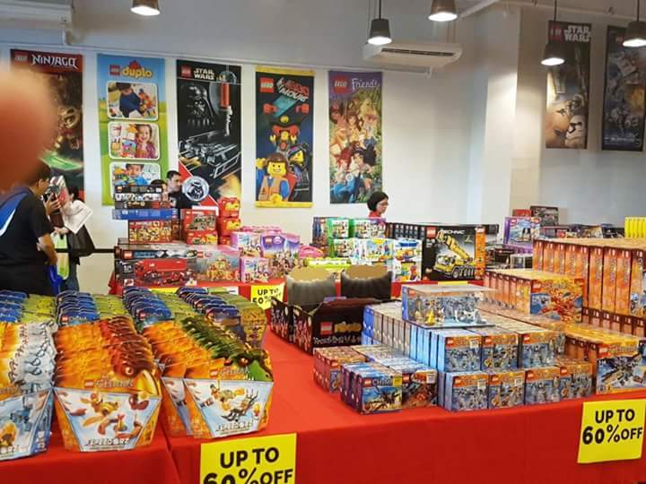 Manila Shopper: LEGO Outlet Warehouse Sale: Sept-Oct 2016