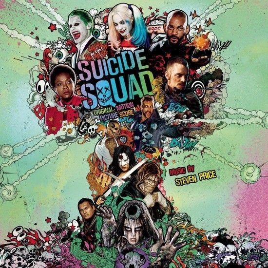 Joker Lai Lai 320 Kbps Mp3 Song: Suicide Squad: Music By Steven Price [Original Motion