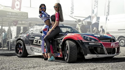 Girls in Motorsport