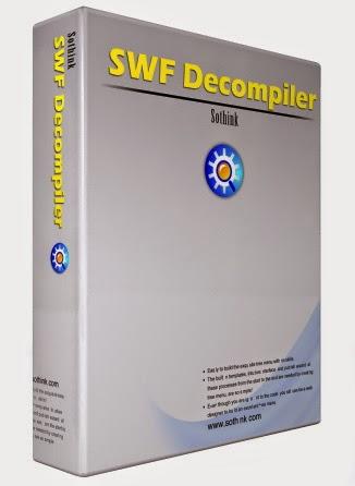 Sothink SWF Decompiler 7 4 Build 5320 Crack (PreActivated