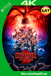 Stranger Things Temporada 2 (2017) Latino Ultra HD 4K 2160P - 2017
