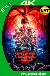 Stranger Things Temporada 2 (2017) Latino Ultra HD 4K 2160P - 2017