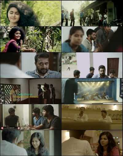 Premam (2015) Malayalam Movie 400mb BluRay
