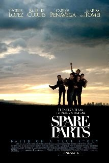 Watch Spare Parts (HD) Full Movie