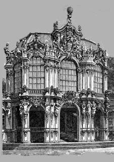 Dresdner Zwinger- Barock
