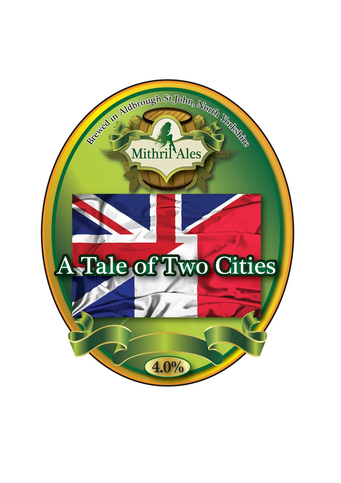 Mithrilales A Tale Of Two Cities