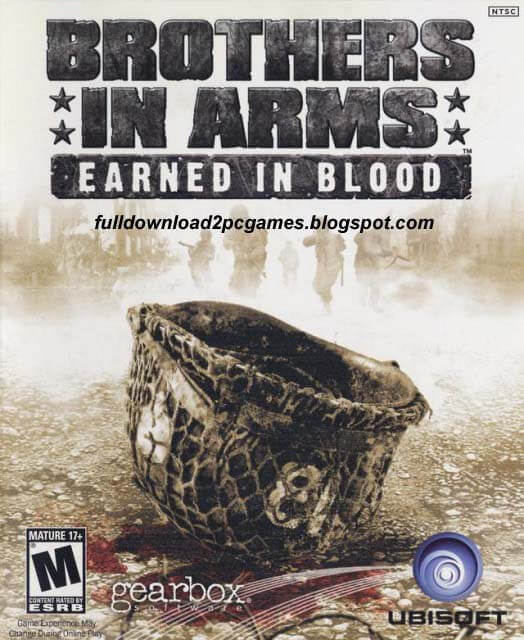 Brothers in Arms Earned in Blood Free Download PC Game
