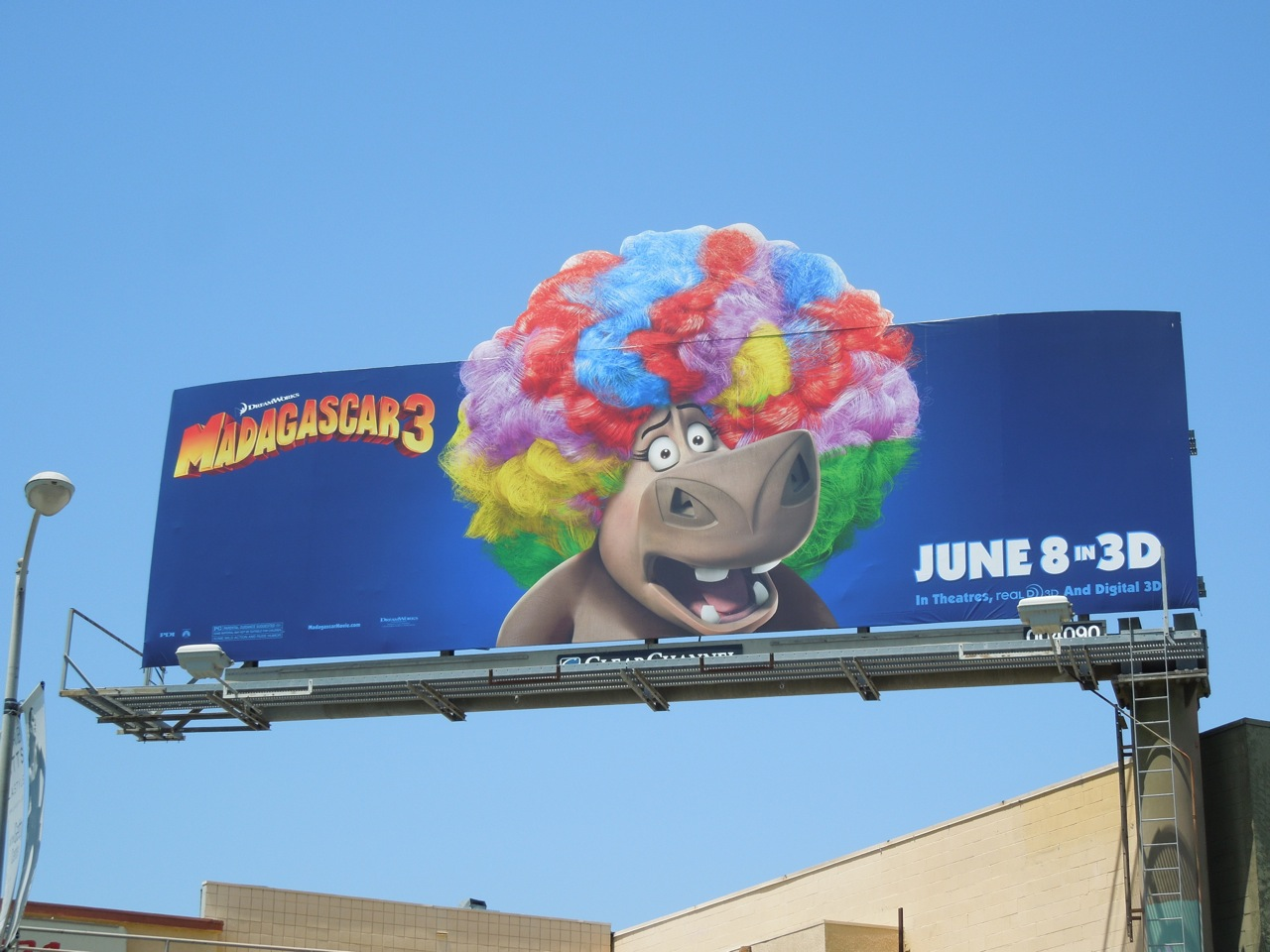 Daily Billboard: March 2012 Advertising for Movies TV