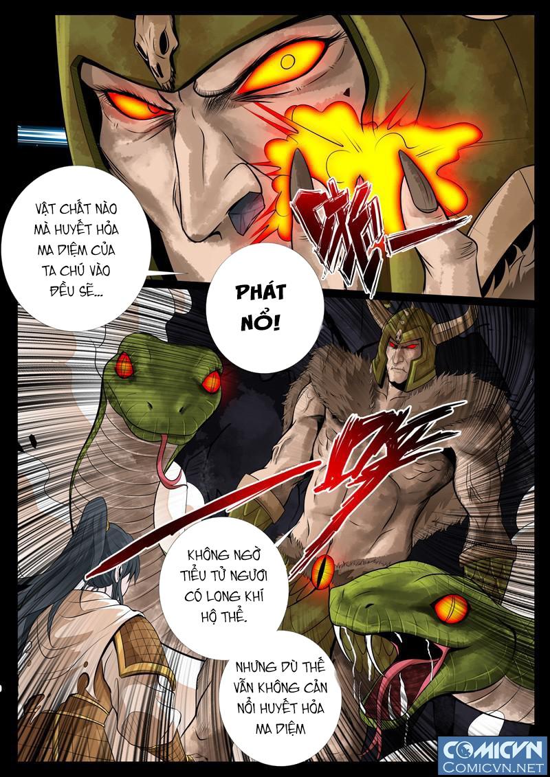 Long Phù Chap 64 - Trang 12